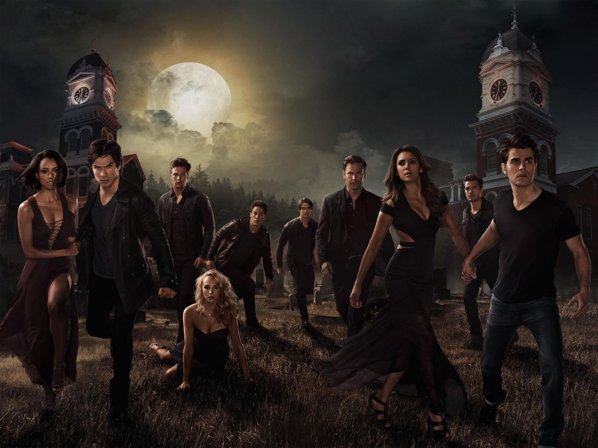 Which Vampire Diaries Character Are You Popsugar Entertainment