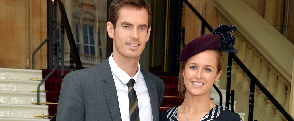 Andy and Kim Murray Welcome a Daughter
