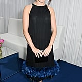 Ophelia Lovibond in Balenciaga From WilliamVintage