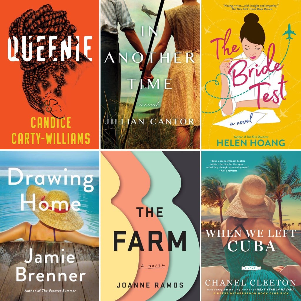 Best New Books 2019 Best 2019 Spring Books For Women | POPSUGAR Entertainment