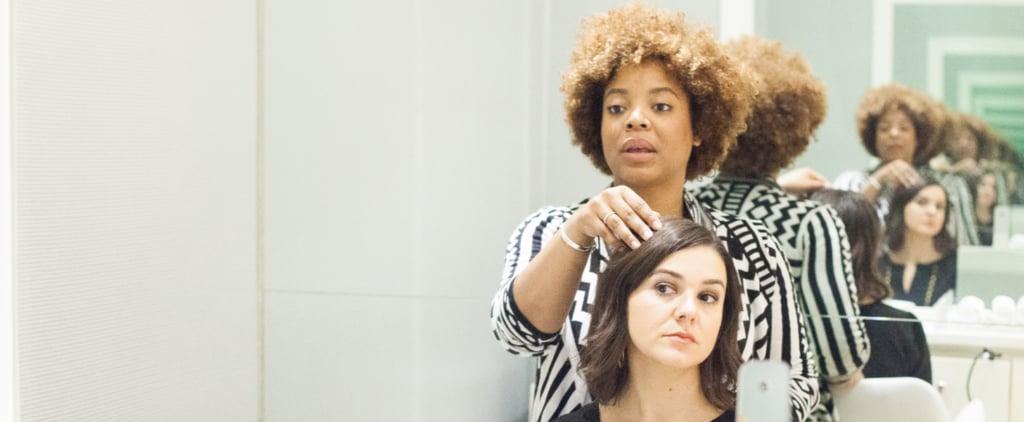 """""""Quiet Chair"""" Allows Clients to Avoid Awkward Salon Small Talk"""