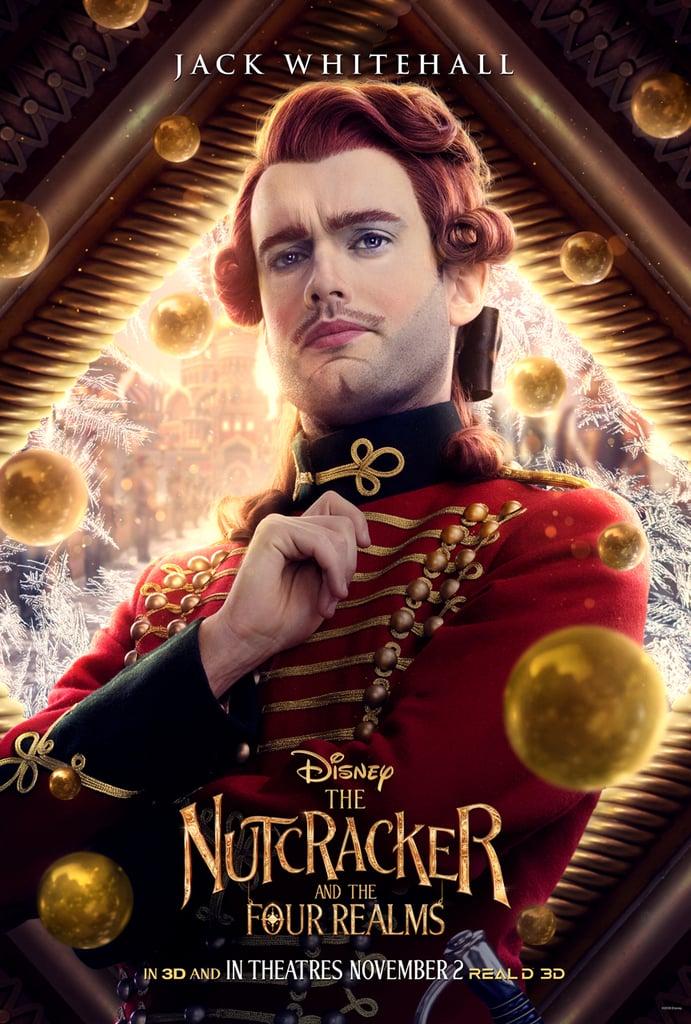 Jack Whitehall as Harlequin