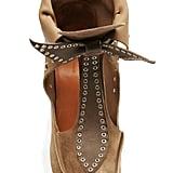 Isabel Marant Milla Bow Tie Loafer Heel ($1,105)