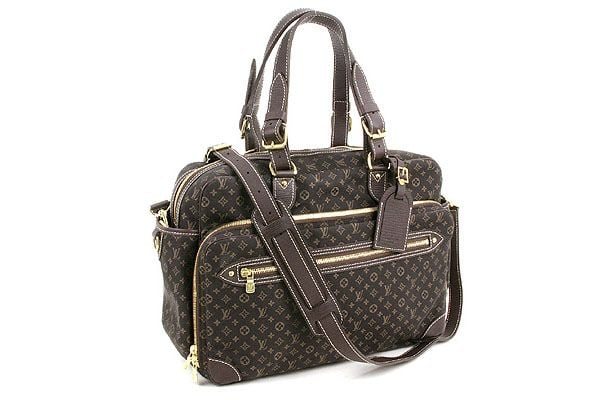 Louis Vuitton Mini Lin Diaper Bag Rachel Zoe Shows Off