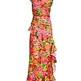 Brøgger Kristen Ruffle Floral Dress