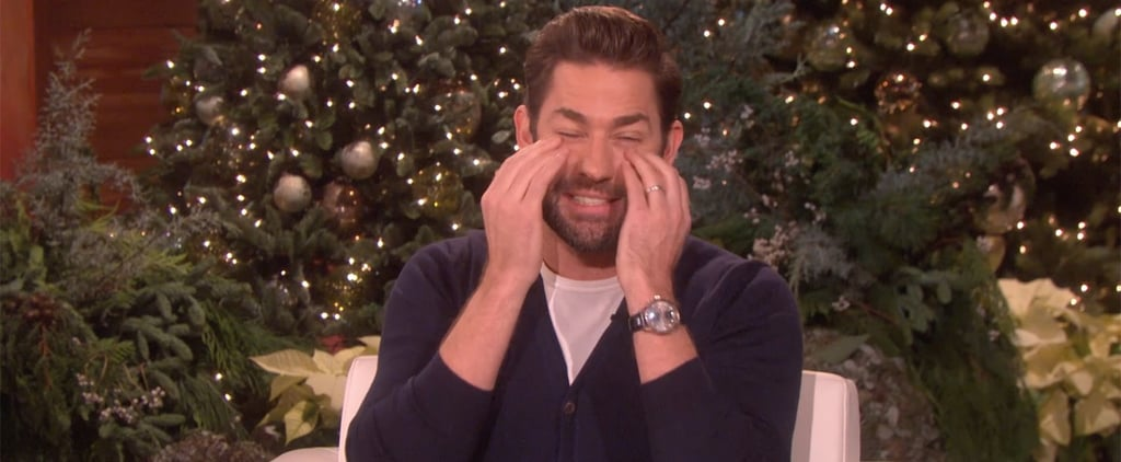 John Krasinski's on His Reaction to Mary Poppins Returns