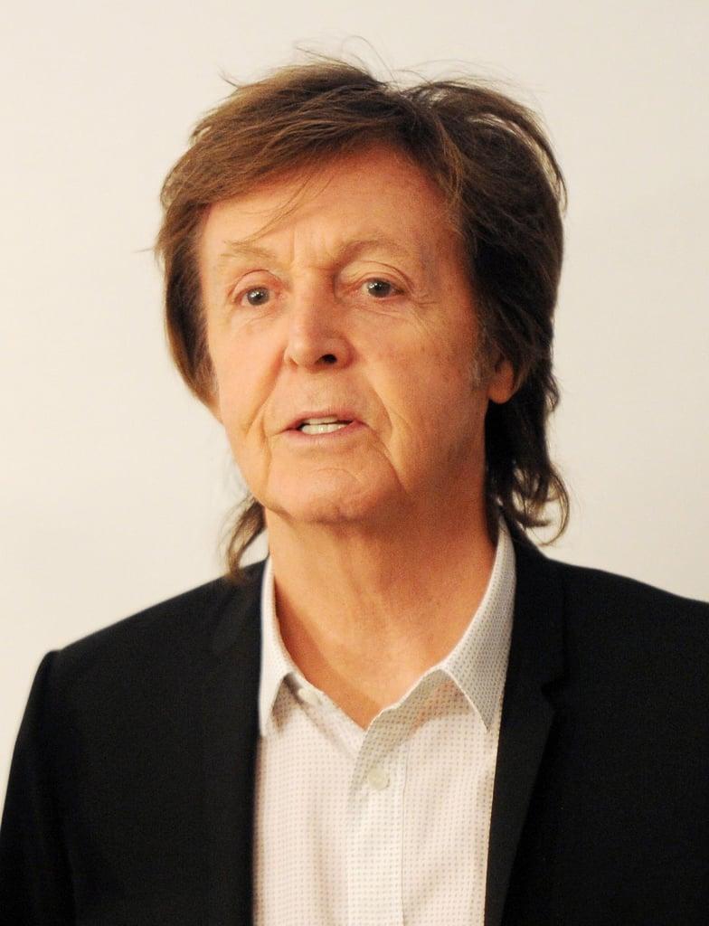 Paul McCartney = James Paul McCartney