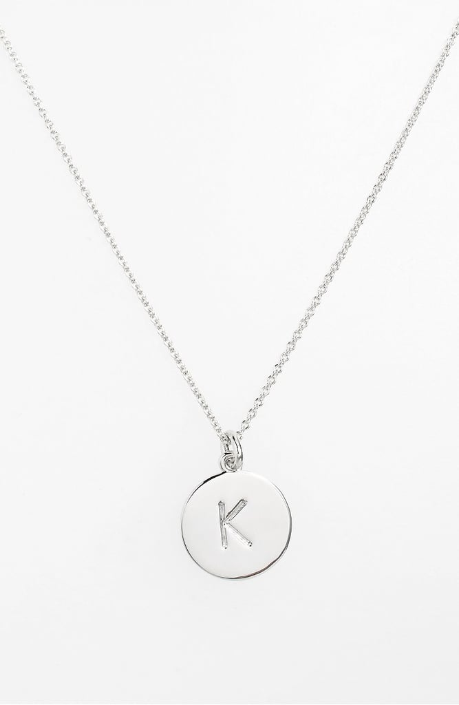 Kate Spade One In A Million Initial Pendant Necklace Best