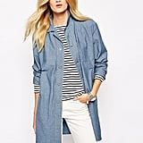 Even though the weather is warming up outside, I know my office will still be too cool for sleeveless styles — especially when we crank up the AC. Rather than opt for an oversize cardigan, I'll be hanging this Bethnals Denim Duster Coat ($172) over my chair for when it gets chilly and I want a bit of (stylish) extra coverage. — SS, assistant editor