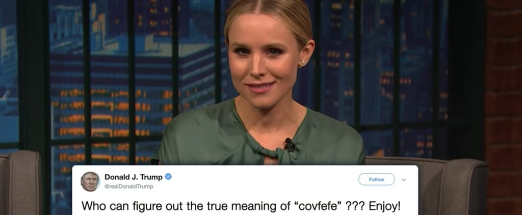 Kristen Bell Reads Donald Trump Tweets as Gossip Girl Video