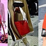 Fall 2019 Bag Trend: Croc