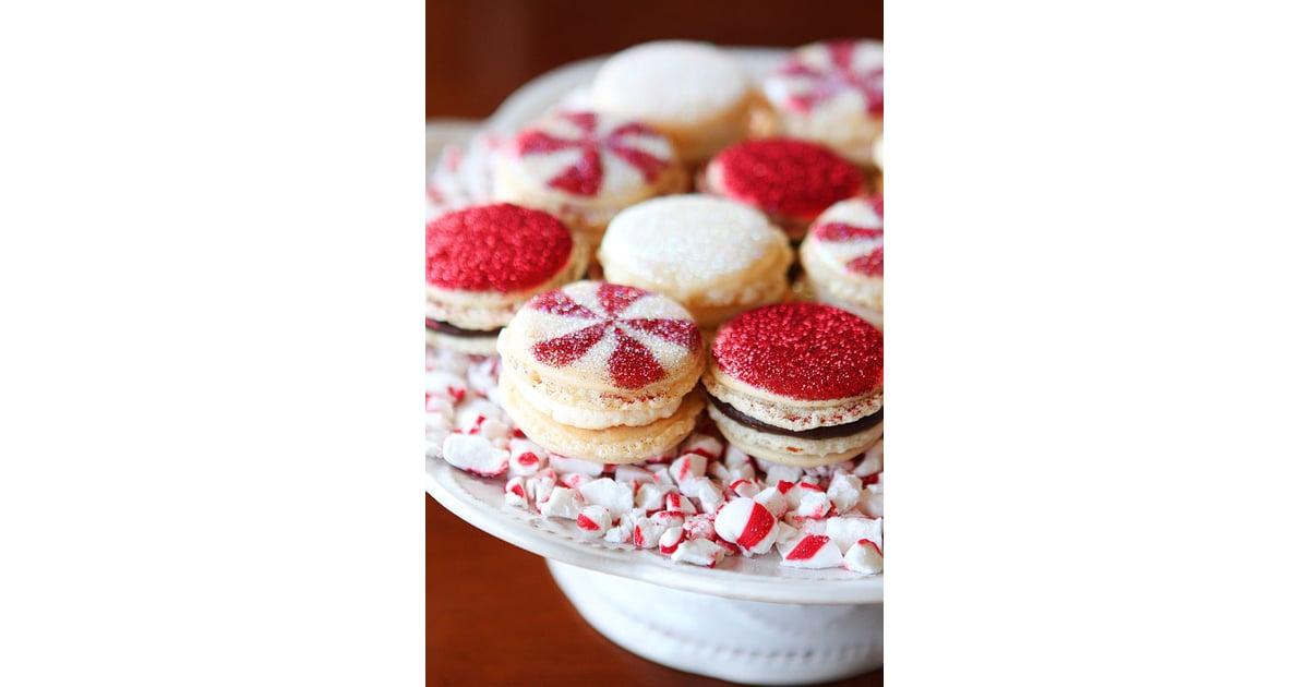 Vanilla bean christmas cookies