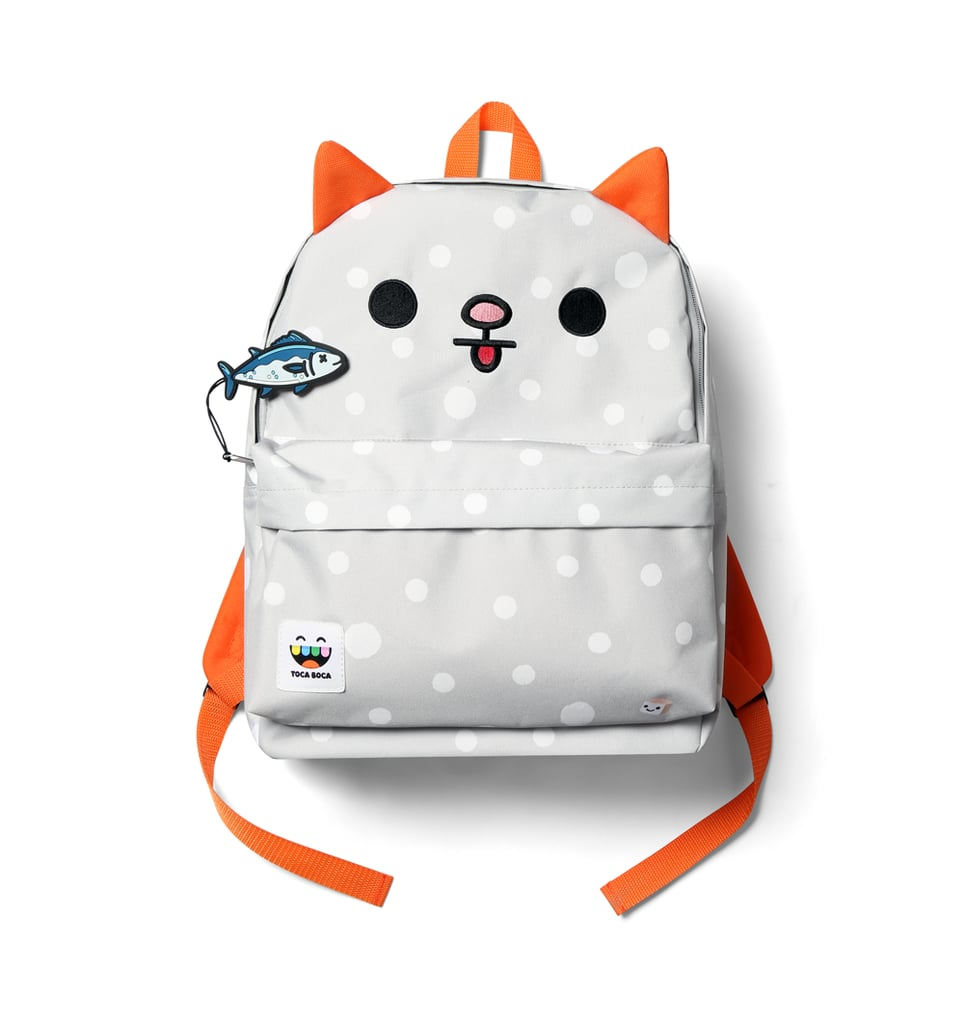 Toca Boca Cat Kids Backpack Best Products For Babies And Kids