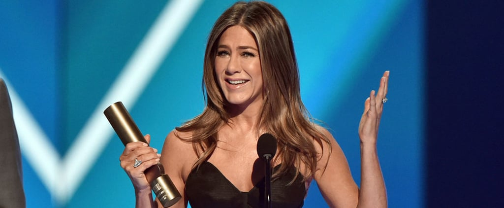 Jennifer Aniston Speech at the 2019 People's Choice Awards