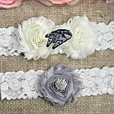 Star Wars Wedding Garter ($20)