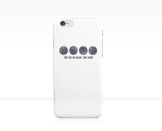 They See Me Rolling Phone Case ($25)