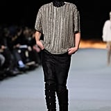 Metallic Knits