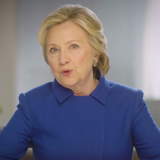 Hillary Clinton Video Message to Democrats Feb. 2017