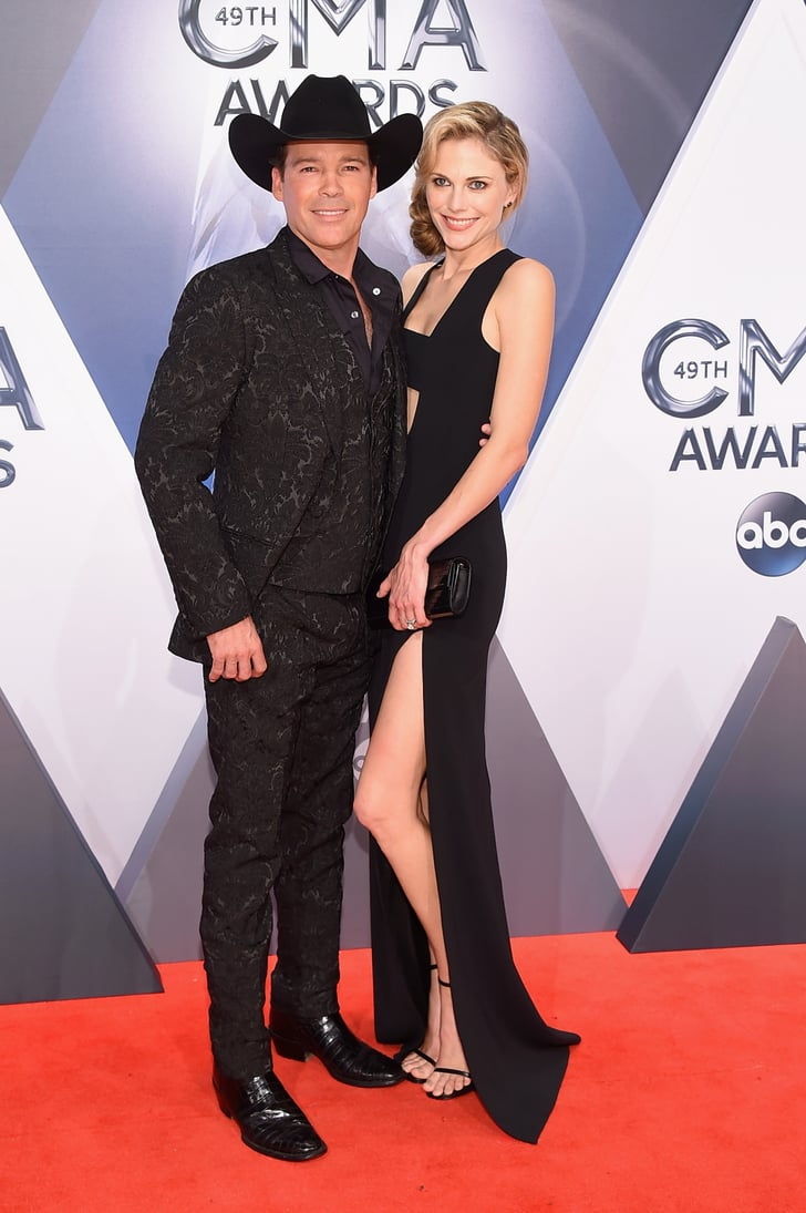 Clay And Jessica Walker See All The Stars On The Cma