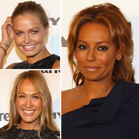 Lara Bingle, Mel B and More at the 2012 Prix de Marie Claire Awards
