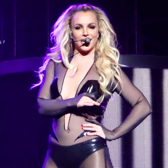 Britney Spears Piece of Me Concert December 2015