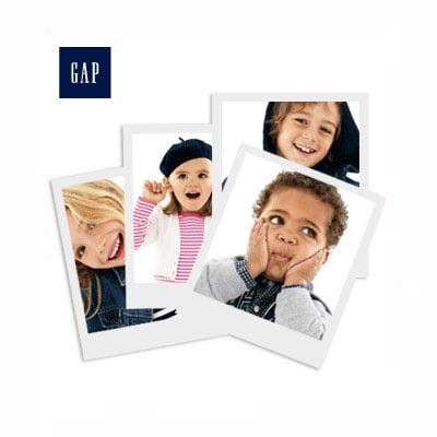 How to Enter Your Child in the Third Annual Gap Casting Call!