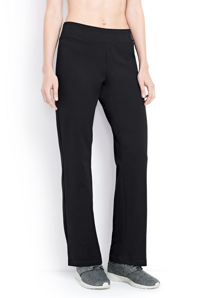 9a49a9b904111 Lands' End Women's Tall Active Yoga Pant | Best Yoga Pants For Tall ...