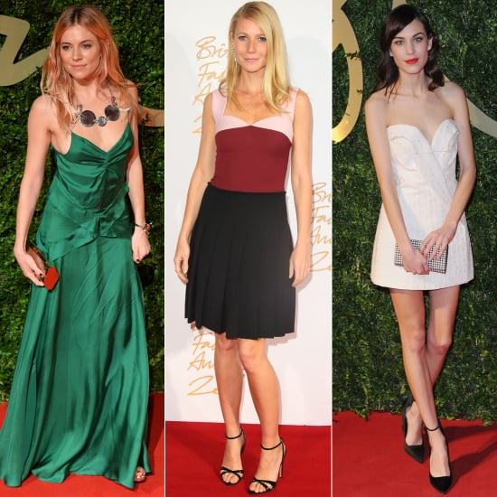 British Fashion Awards Red Carpet 2013 | Pictures