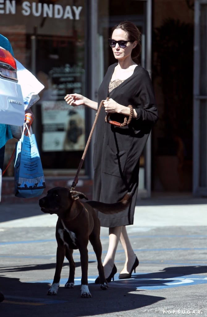Angelina Jolie Found the Perfect Heels to Wear While Running Errands — and They're Affordable