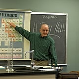 Walter White, Breaking Bad Job: chemistry teacher Median annual salary: $47,492 Not every chemistry teacher also has a storage unit piled high with cash, of course.