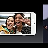 The front-facing camera will now have flash and is upgraded to 5 megapixels.