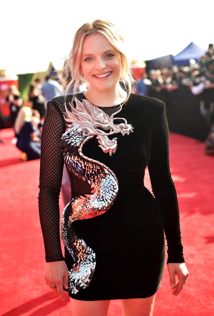 Elisabeth Moss at the 2019 MTV Movie and TV Awards