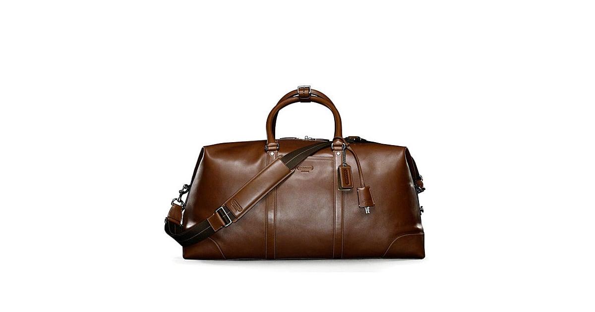 Coach Weekend Bag | POPSUGAR Fashion