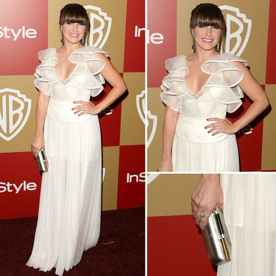 Sophia Bush | Golden Globes Party Fashion 2013