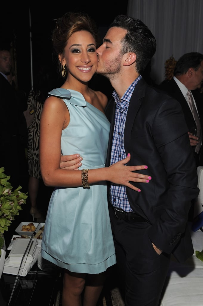 Kevin and Danielle Jonas\'s Cutest Pictures | POPSUGAR Celebrity ...