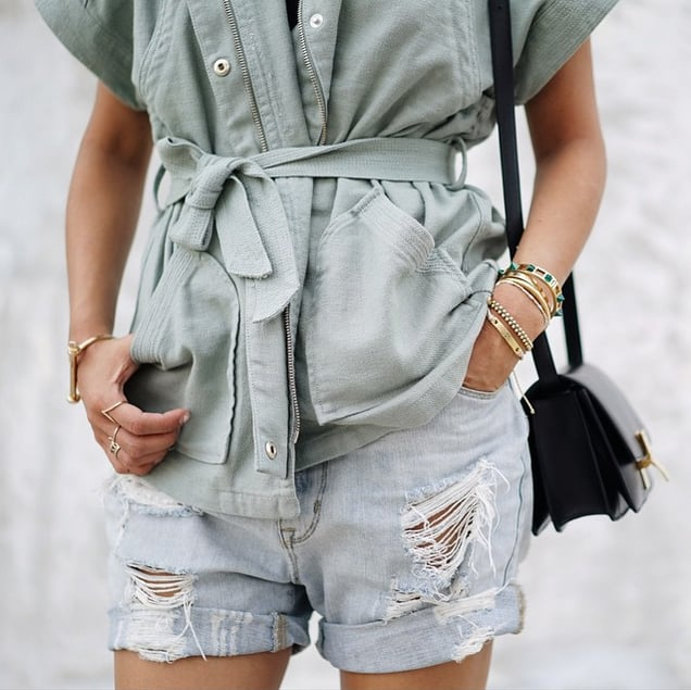 Denim Cutoff Style Ideas