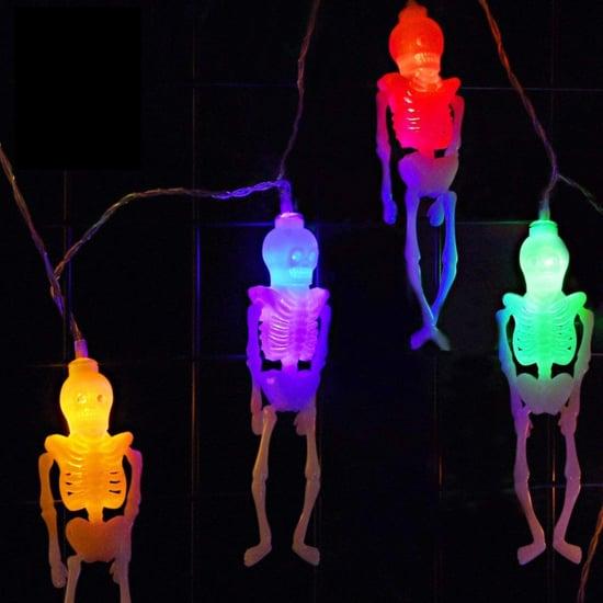 The Best Halloween String Lights