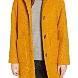Halogen Hooded Coat