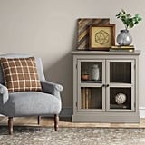 Lunenburg Farmhouse 2-Door Accent Cabinet
