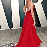 """إليزابيث بانكس في أمسية """"فانيتي فير"""" لحفلة ما بعد جوائز الأوسكار لعام 2020"""