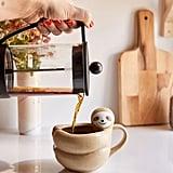 Sloth-Shaped Mug