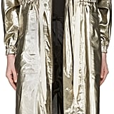 Isabel Marant Gold Silk Namilc Coat