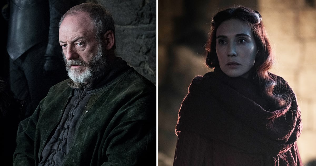 Davos and Melisandre's History on Game of Thrones   POPSUGAR