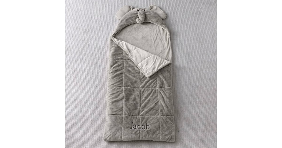 Elephant Hooded Sleeping Bag