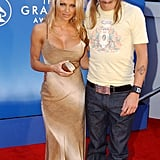 Kid Rock and Pamela Anderson, 2002