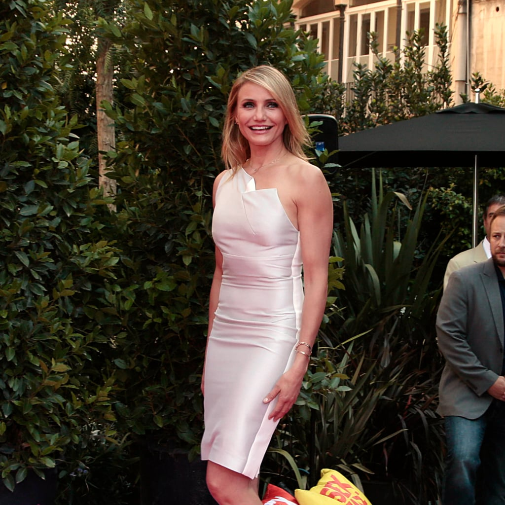 These Photos Prove That Cameron Diaz Made a Beautiful Bride