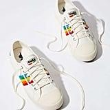 Gola Classics Coaster Rainbow Sneakers