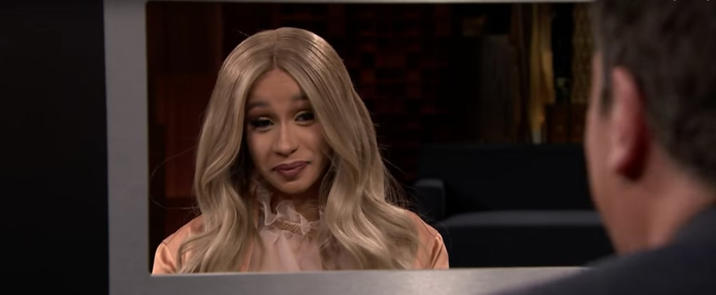 Cardi B and Jimmy Fallon Play Box of Lies Video