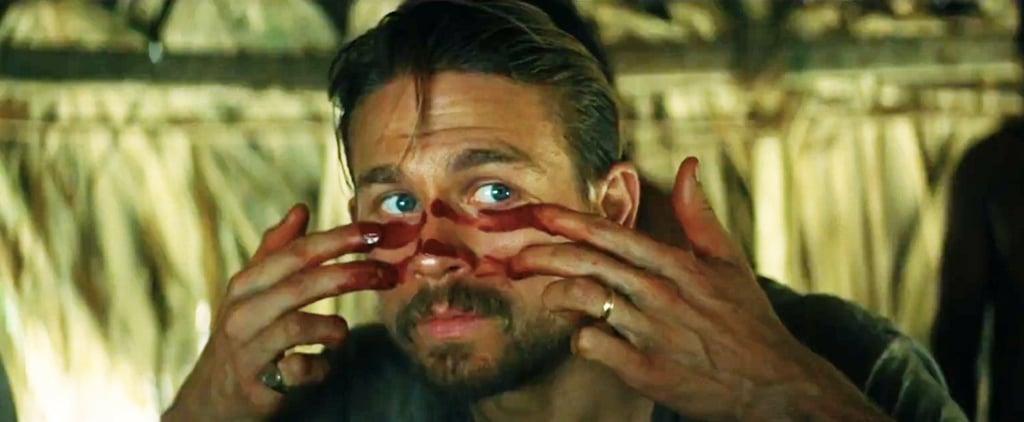 Charlie Hunnam Looks Fiercely Sexy in The Lost City of Z Trailer