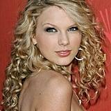 Taylor Swift Curls 2016